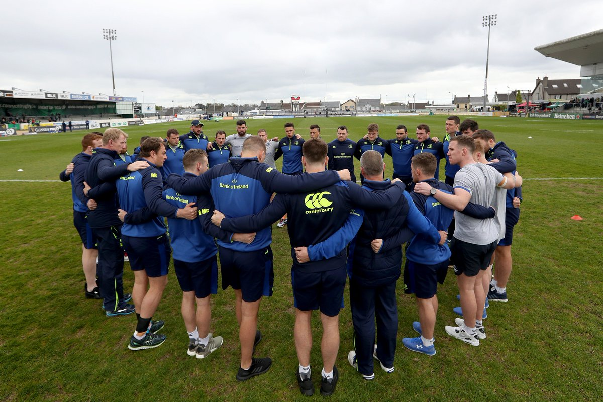 Time to do this @leinsterrugby #CONvLEI #FuelThe4th https://t.co/4F09Cs4D9i