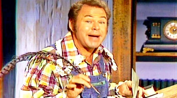 Happy 85th birthday, Roy Clark!