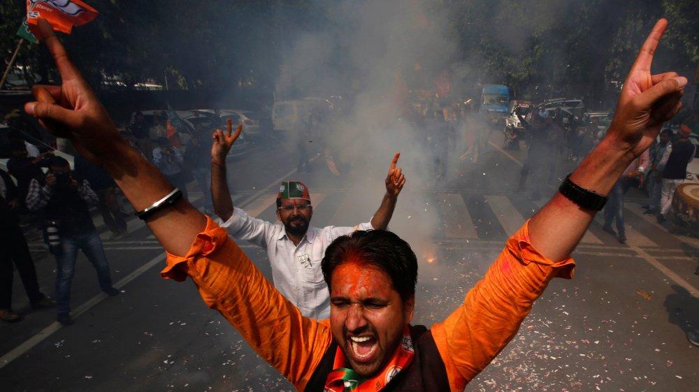 How Hindu nationalists reshaped Indian politics using the idea of cross-caste Hindu unity
