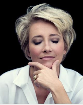 Happy birthday to this extraordinary actress Emma Thompson! Success and more success to you.