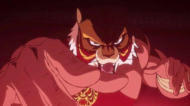 『タイガーマスクW』の新キャラクター、キングタイガーのCVが、まさかの西脇保さんだああああああああ! SDガンダムフォー