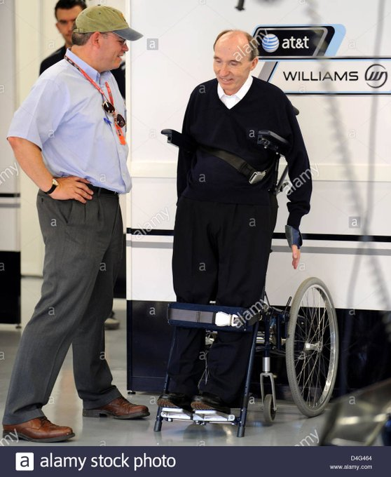 Happy Birthday Frank Williams!