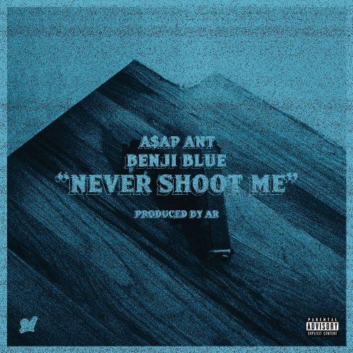 Music: @ygAddie & @BenjiBlueBills connect on 'Never Shoot Me' (Prod. @whoisar_) https://t.co/SmOua8KpSx https://t.co/7gk9huE9ax