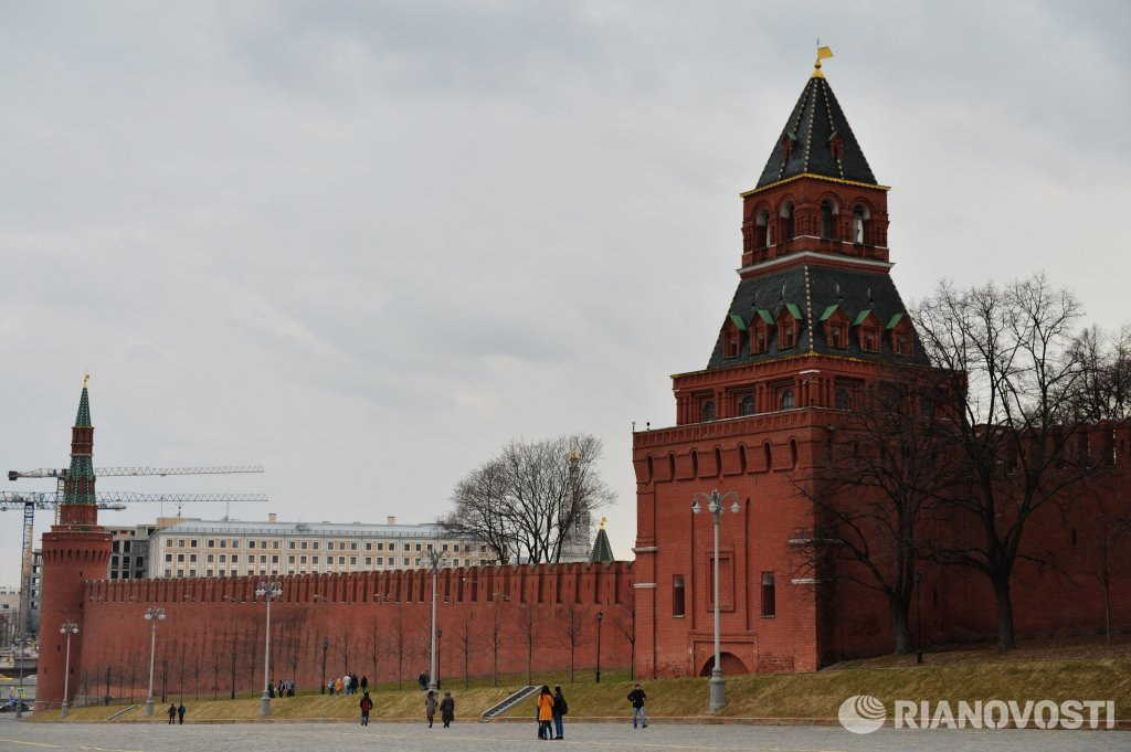 Москве