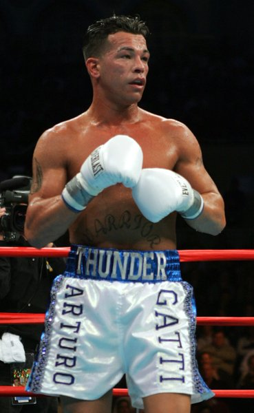 Happy Birthday Champ! Miss ya man... Rest Easy Arturo Gatti