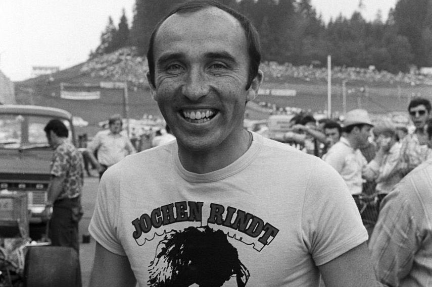 Happy Birthday Sir Frank Williams.