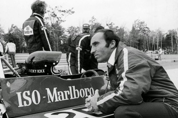 75 today ! Happy Birthday, Sir Frank Williams