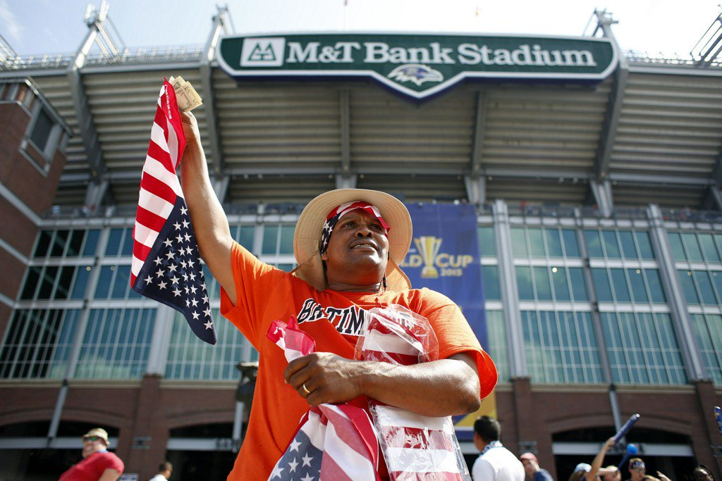 Baltimore 'ready, willing and able' to host FIFA World Cup games in 2026