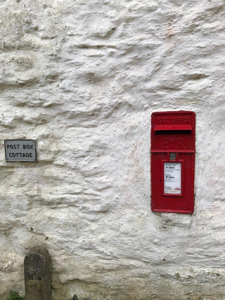 Post Box Cottage