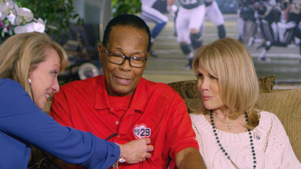 Baseball hall-of-famer's heart transplant beats with inspiration
