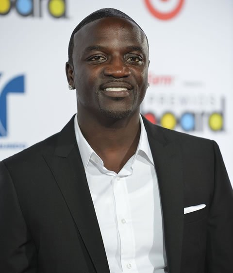 Happy Birthday Akon ,