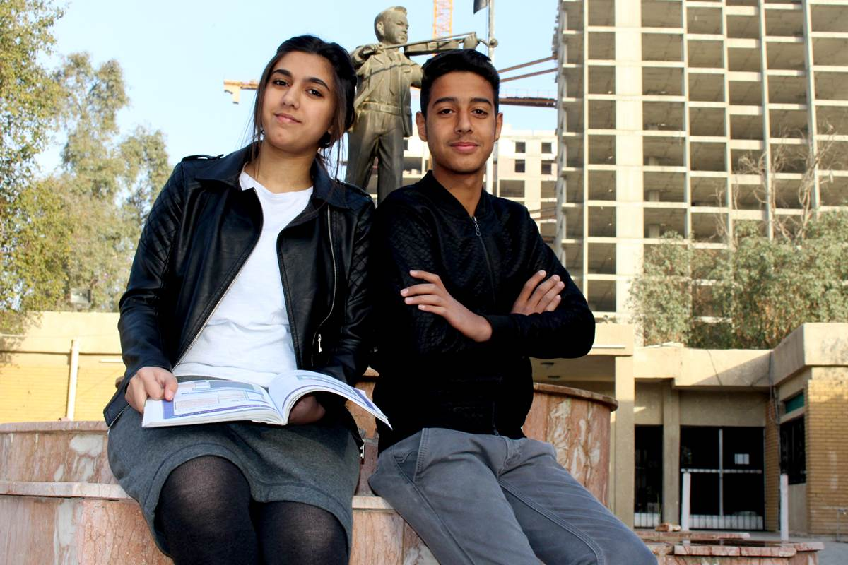 Inside the music school that some Iraqis call 'immoral'
