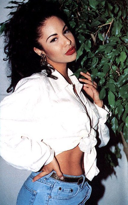Happy 46th Birthday to the Queen, Selena Quintanilla Pérez