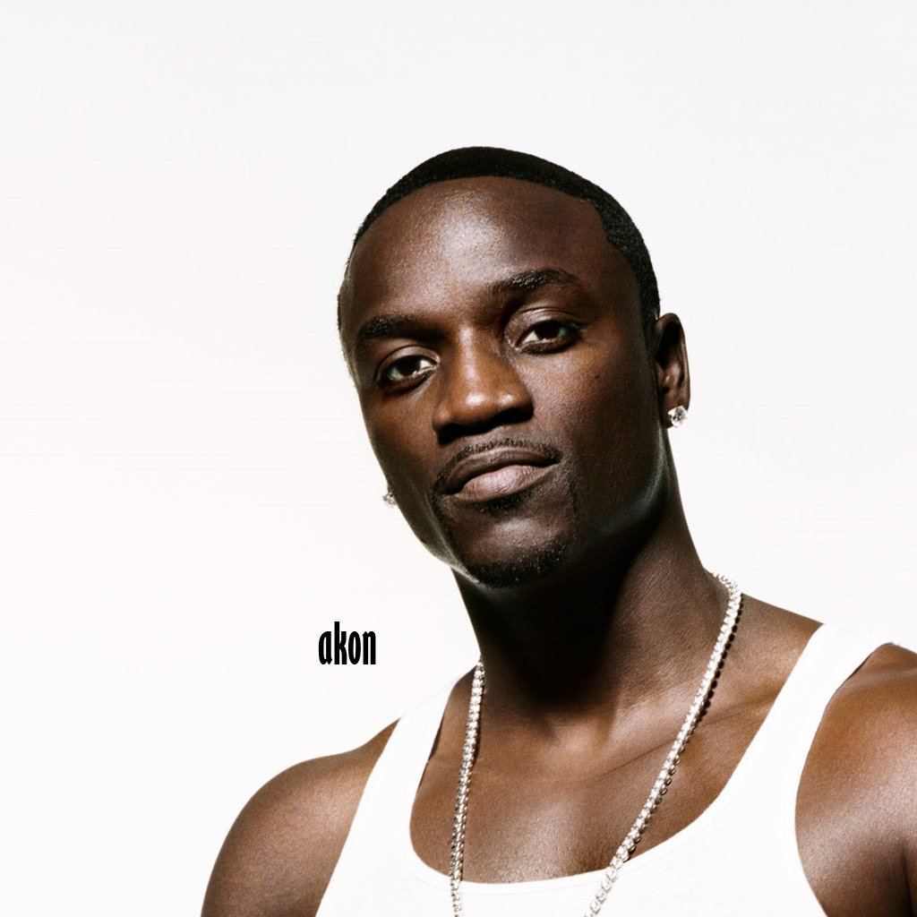 Happy Birthday Akon & Natalie Blair
