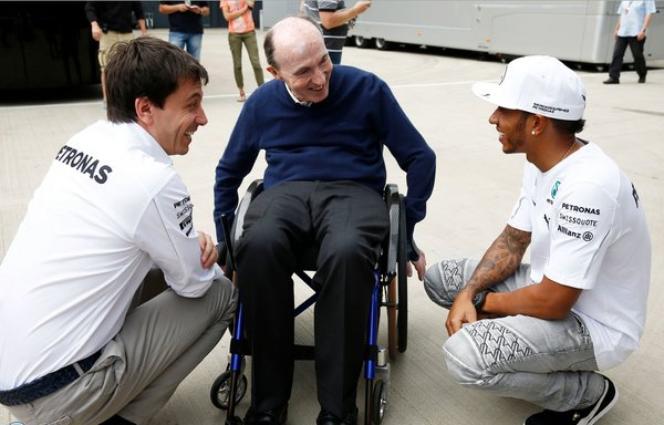 Wishing a very happy 75th Birthday to F1 legend Sir Frank Williams! WilliamsRacing