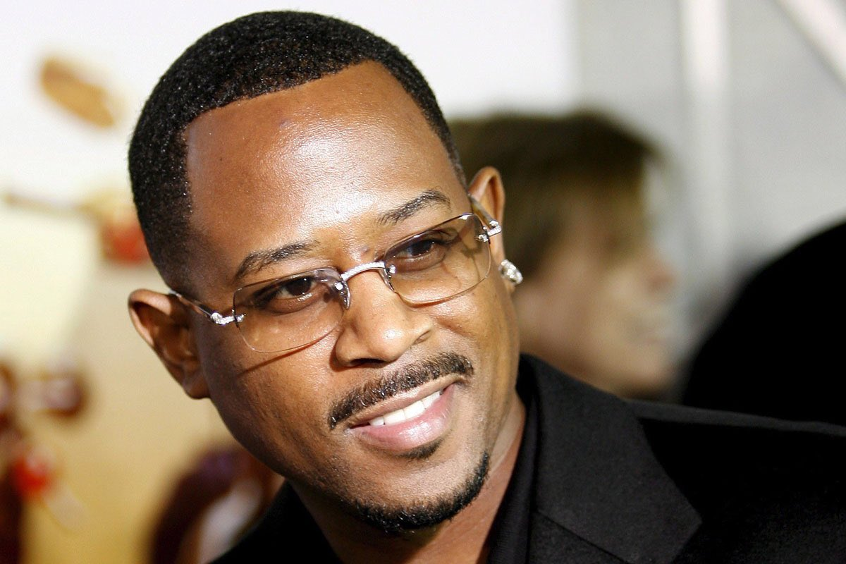 Happy Birthday to comedian Martin Lawrence!