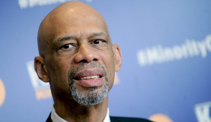 Happy 70th Birthday to Los Angeles Lakers legend, Kareem Abdul-Jabbar!