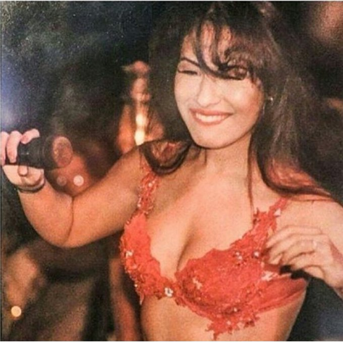 Happy Birthday to Selena Quintanilla Perez  we miss you
