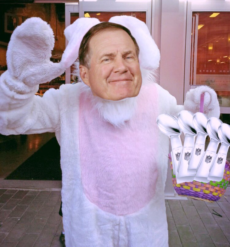 Happy Birthday, Bill Belichick!