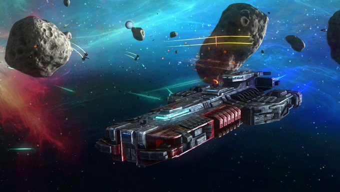 Rebel Galaxy free software giveaway