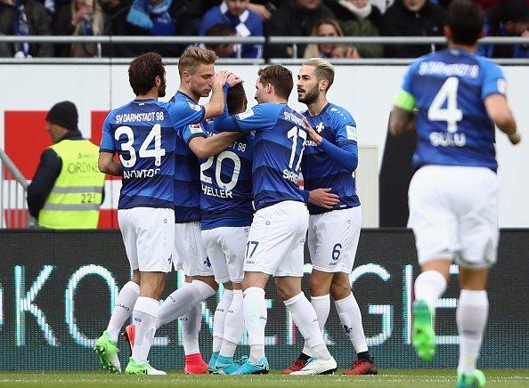Resultado de imagen para Darmstadt derrotó a Schalke 2-1