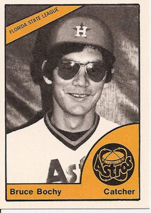 Bruce Bochy was born in France on this day in 1955. Happy birthday, skip!