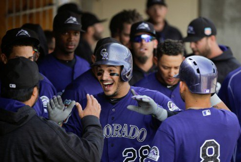 Happy Birthday Nolan Arenado