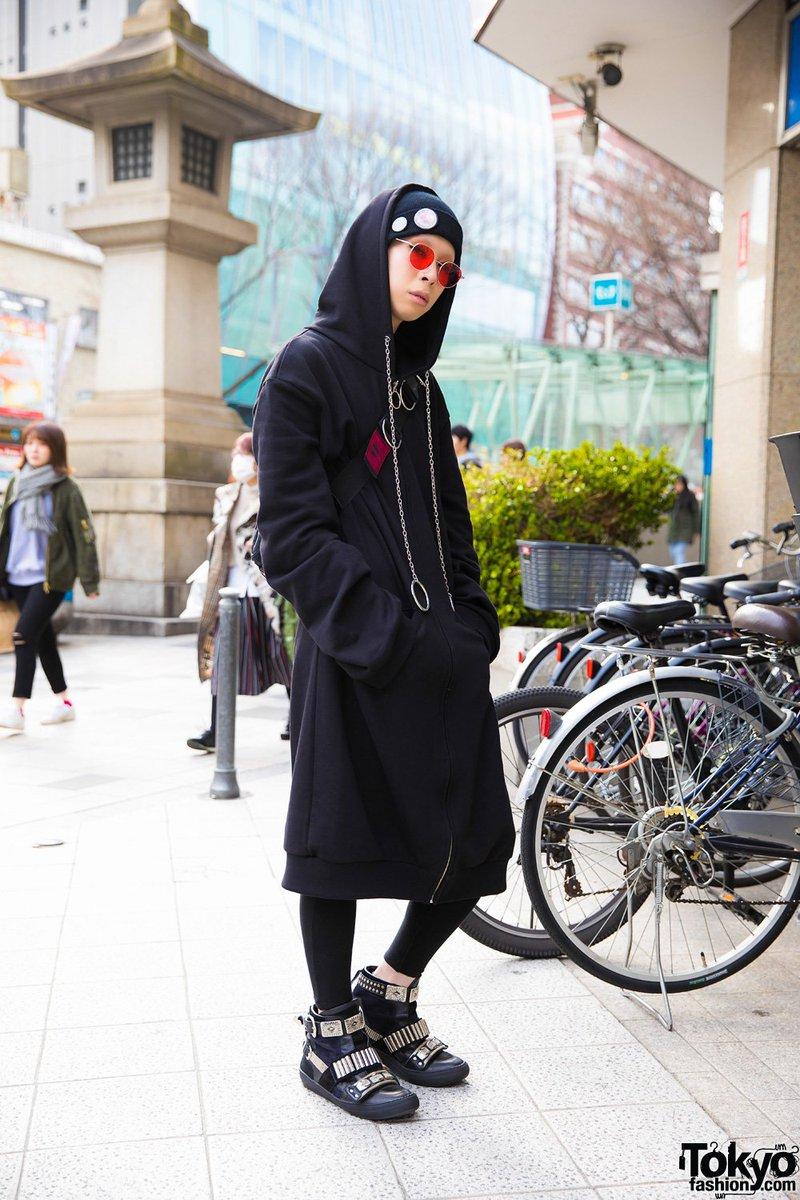 8fa77a599d3 Cham in harajuku w  bercerk hoodie