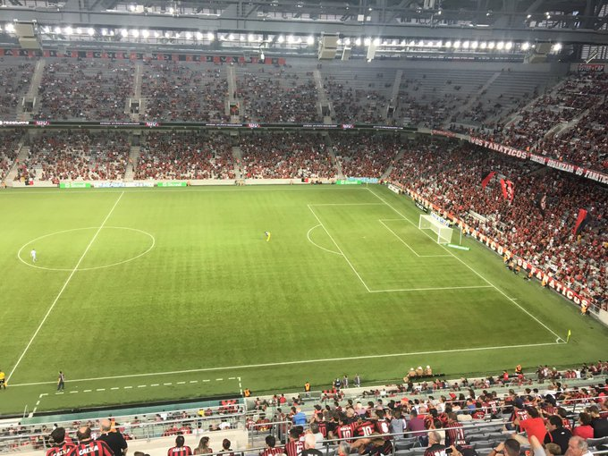 Ao Vivo – Atlético-PR x Londrina – Final da Taça Caio Júnior 2018