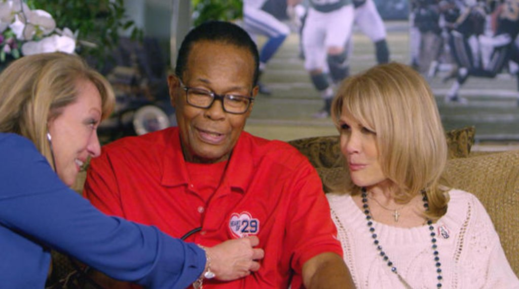 Baseball hall-of-famer Rod Carew's heart transplant beats with inspiration: