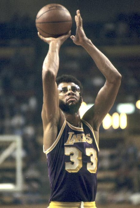 Happy birthday Kareem Abdul-Jabbar!