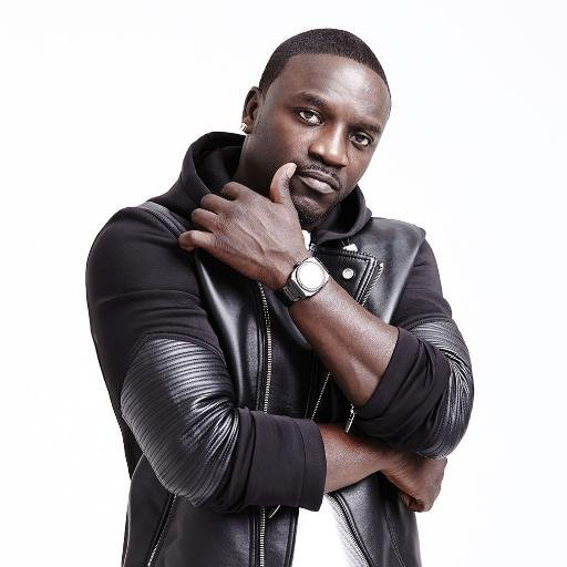 Happy 44th birthday to the talented Akon!