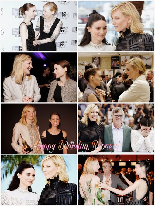 Happy Birthday, Rooney Mara!
