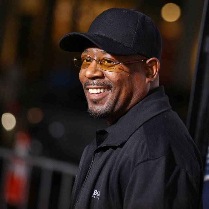 wishes Martin Lawrence, a very happy birthday