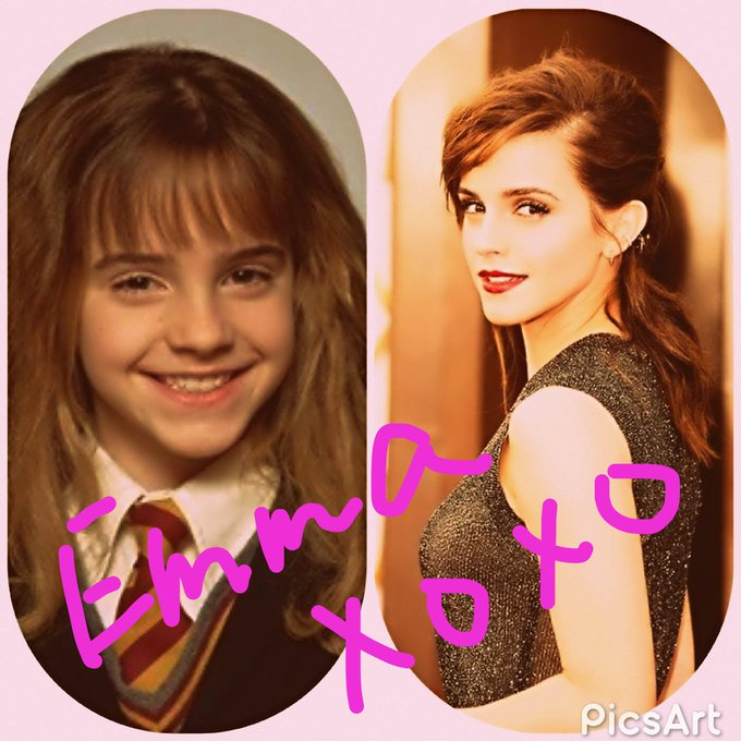 Happy Birthday Emma Watson!!!! You\re my favorite favorites of all. Love to you ... -