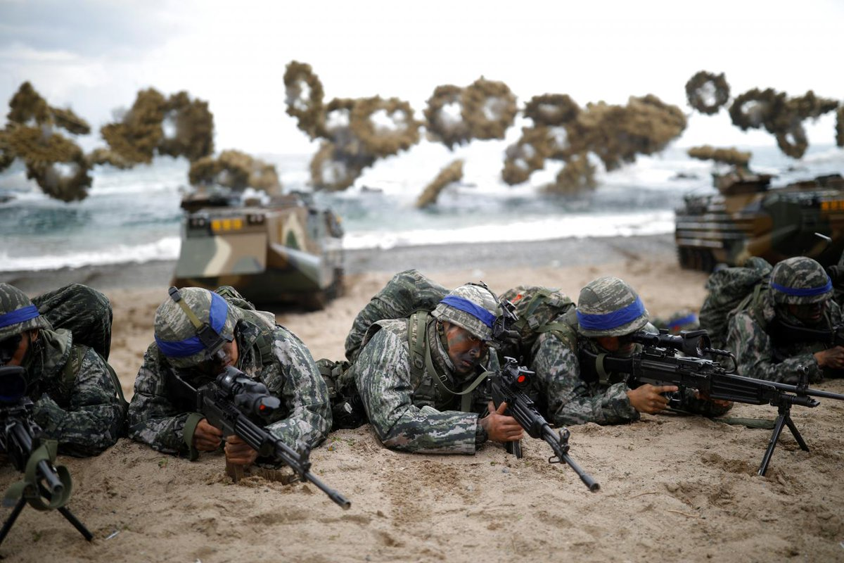 How the U.S., China, Japan and the Koreas are reacting to the crisis in Asia