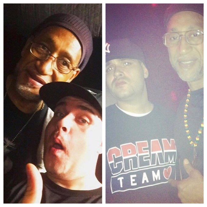 Happy Birthday to DJ Kool Herc!