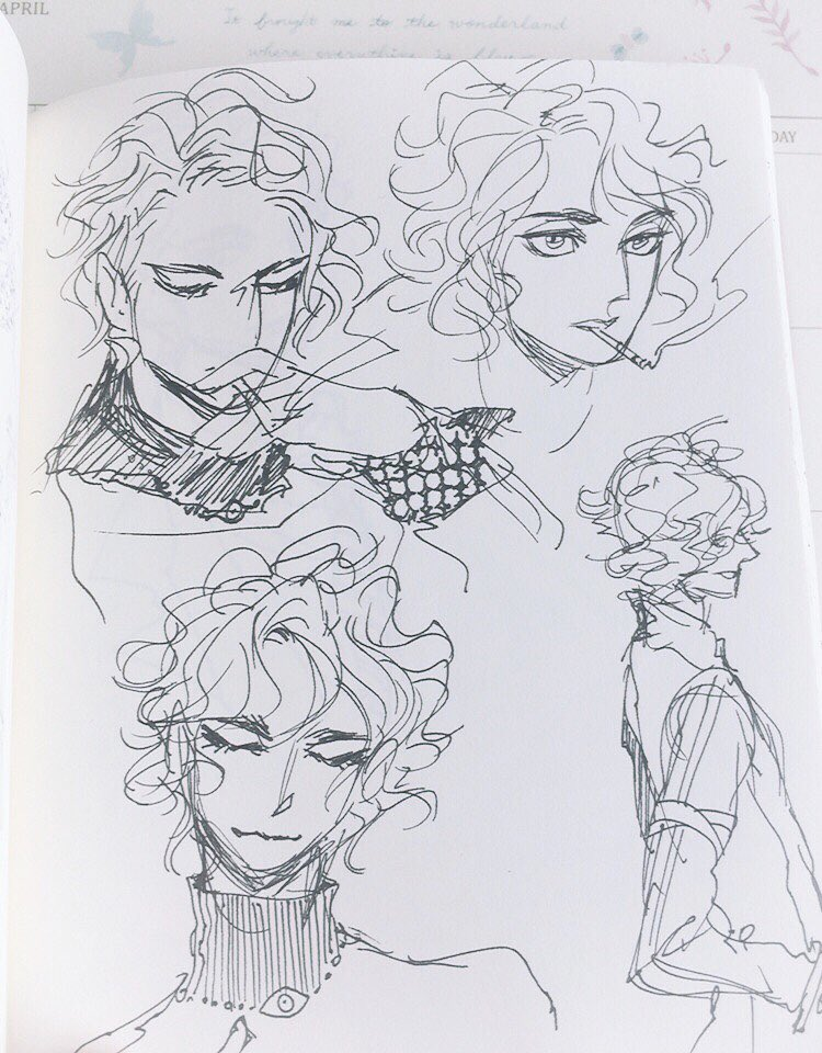 2 year old doodles of the wallflower https://t.co/v4A1iUdVUs