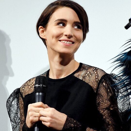 Happy 32nd birthday to my favorite actress & amazing human rooney mara