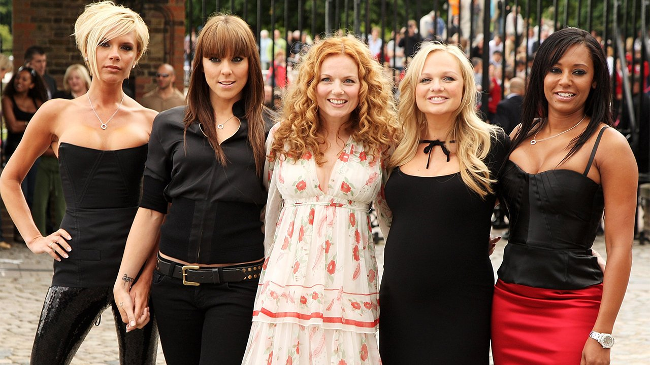 Happy Birthday to Victoria Beckham aka Posh Spice(far left) who turns 43 today!