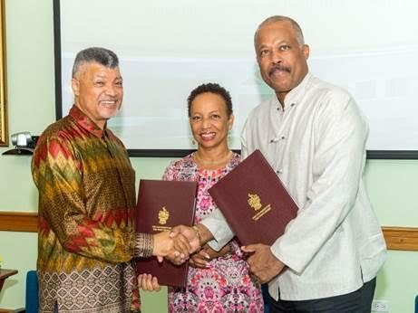 The UWI to Setup Institute in South Africa