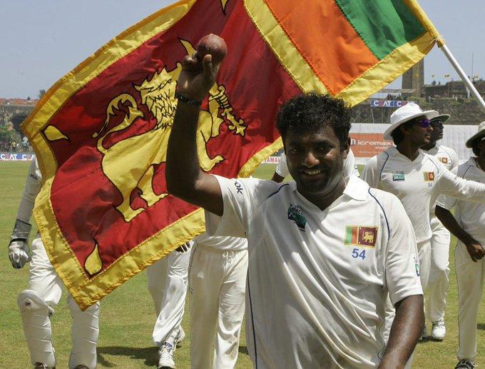 Today is Sri Lanka Cricket Legend Muttiah Muralitharan\s Birthday ! Happy Birthday Murali !
