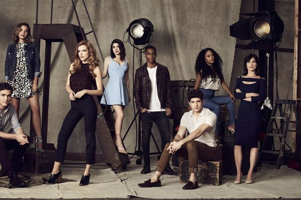 "New series ""Famous in Love"" explores the glamour and darkness of Hollywood via @NBCOUT"