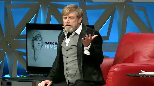 Mark Hamill reveals original Star Wars movie trailer was heckled in thetheatre https://t.co/QO1uYI9fvR