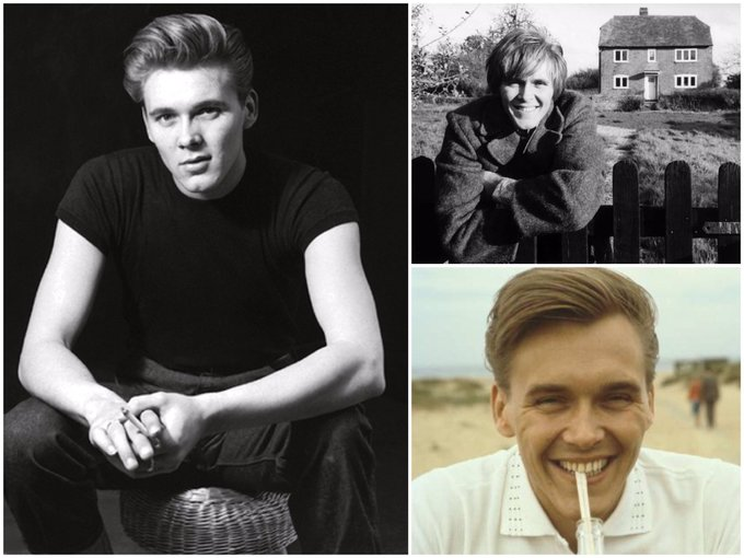 Happy Birthday Billy Fury!