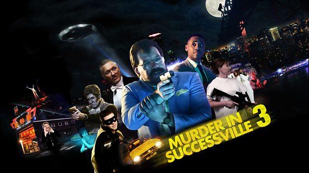 Murder in Successville TV series with Pro Green, Lorraine Kelly, Martin Kemp, Reggie Yates, Richard Osman returns https://t.co/zynngXmWV4