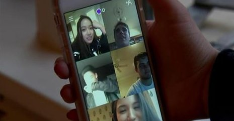 Teens are spending hours on this video chat app via @NBCNightlyNews