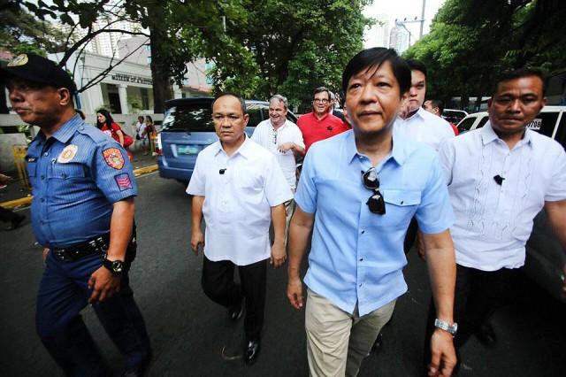 JUST IN: Bongbong pays P36M as first installment for poll protest fee https://t.co/Cdk001rZmL