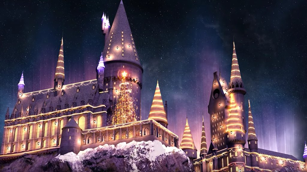 The Wizarding World of Harry Potter is getting a holiday makeover this winter