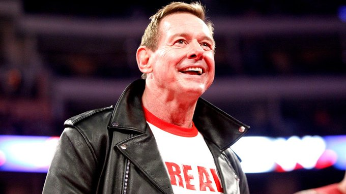 "Happy Birthday to ""Rowdy\"" Roddy Piper, who would have turned 63 today!!!!"